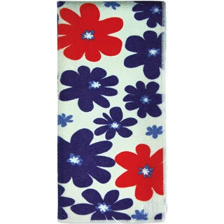 MUkitchen Starflower Microfiber Dish Towel