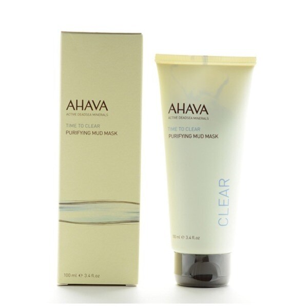 Ahava Purifying 3.4-ounce Mud Mask