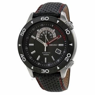 Seiko Men's SSA185K1 Superior Black Watch