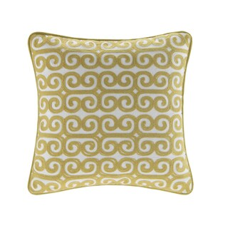 Echo Boho Chic Square Pillow