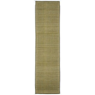 Weave Green Outdoor Rug (1'11X7'6)