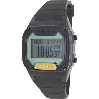 Freestyle Men's Shark Classic 103325 Black Silicone Quartz Digital Watch