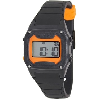 Freestyle Men's Shark Classic 102277 Black Silicone Quartz Digital Watch