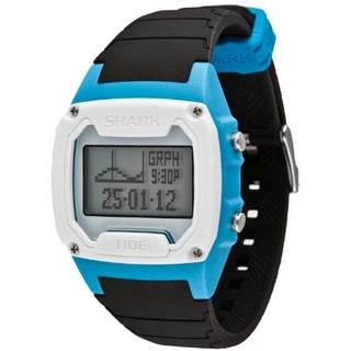Freestyle Unisex Shark 101832 Black Silicone Quartz Digital Watch