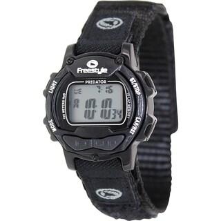 Freestyle Men's Predator 7220100 Black Nylon Quartz Digital Watch