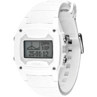 Freestyle Shark 101831 White Silicone Quartz Digital Watch