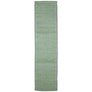 Weave Aqua Outdoor Rug (1'11X7'6)