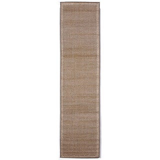 Weave Brown Outdoor Rug (1'11X7'6')