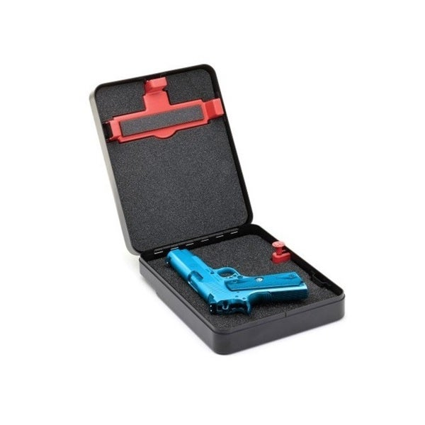 Hornady Steel Shackle Box Handgun Safe