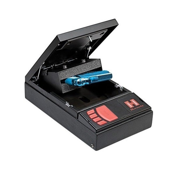 Hornady Black Steel RAPiD Electronic RFID Safe