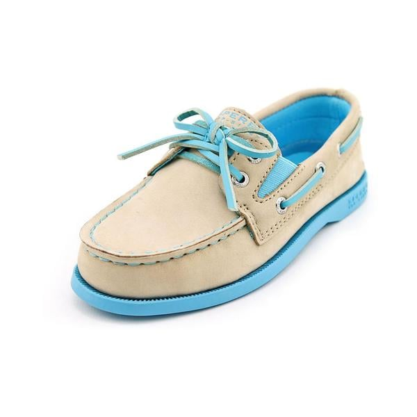 Sperry Top Sider Girl (Youth) 'A/O Gore' Nubuck Casual Shoes