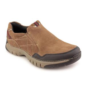 Clarks Men's 'Roebling Twin' Regular Suede Casual Shoes (Size 11