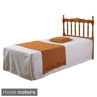 Donco Kids Solid Pine Spindle Headboard