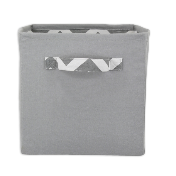 Stormy Weather Storage Bin with Handle