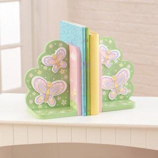 KidKraft Pastel Butterfly Bookends