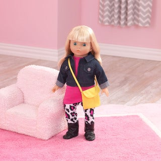 KidKraft Blonde Fay Fashion Doll
