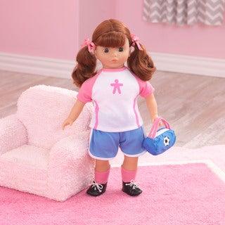 KidKraft Selena Soccer Doll