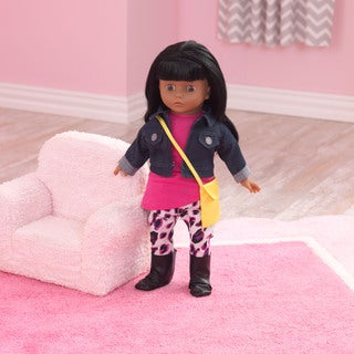 KidKraft Brunette Fay Fashion Doll