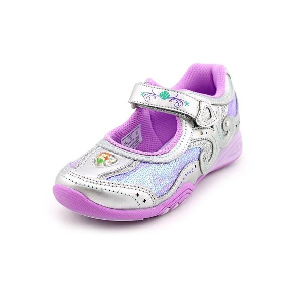 Stride Rite Girl (Youth) 'Disney Wish Lights Ariel' Synthetic Casual Shoes