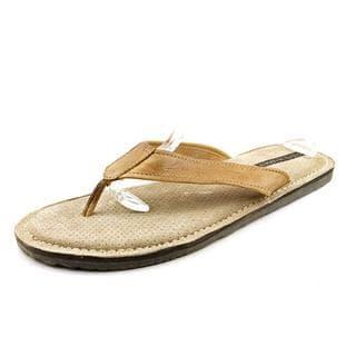 Steve Madden Men's 'Wallker' Leather Sandals