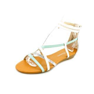 CL By Laundry Women's 'Shannen' Faux Leather Sandals