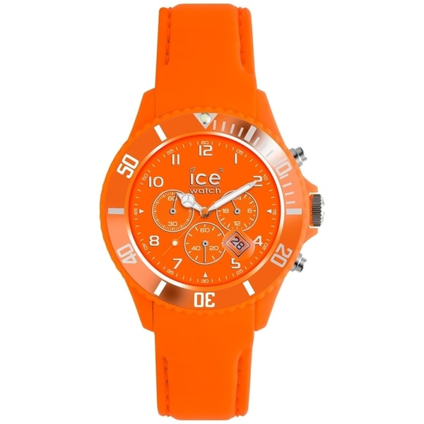 Ice-Watch CHM.FO.B.S.12 Orange Silicone Watch