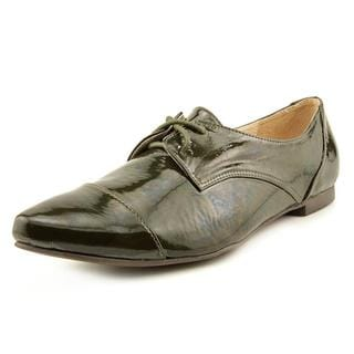 All Black Women's 'Pt Ox' Patent Leather Dress Shoes