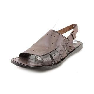 Steve Madden Men's 'Reeve' Leather Sandals (Size 8.5 )