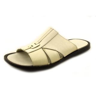 Steve Madden Men's 'Rigbee' Leather Sandals