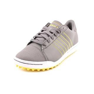 Adidas Boy (Youth) 'Jr Adicross' Man-Made Athletic Shoe