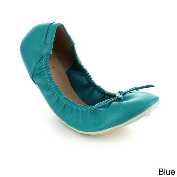 BETANI DORIS-3 Women's Bowed Ballet Flats