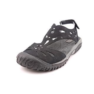 Jambu Women's 'Clementine' Leather Sandals
