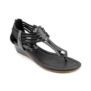 Donald J Pliner Women's 'Dyna' Patent Leather Sandals (Size 6.5 )