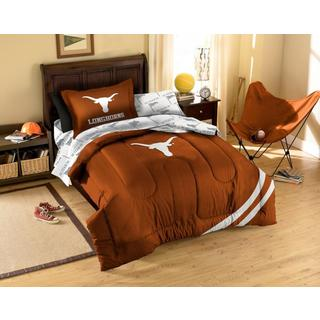University of Texas Longhorns 7-piece Bed-in-a-Bag Set