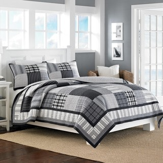 Nautica Gunston Cotton Reversible Quilt