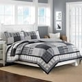 Nautica Gunston Cotton Reversible Quilt and Sham Seperates