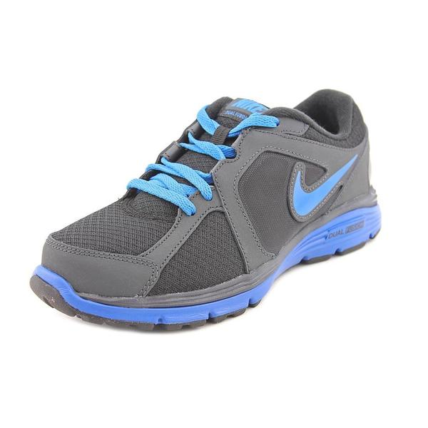 Nike Boy (Youth) 'Dual Fusion Run (GS)' Synthetic Athletic Shoe