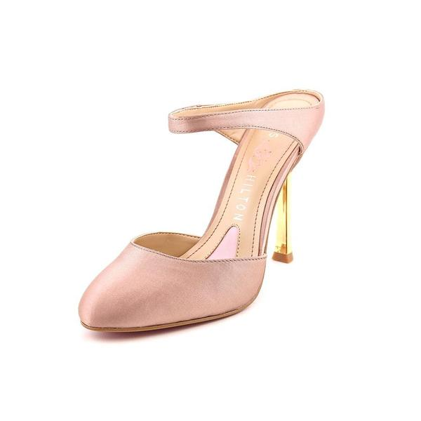 Paris Hilton Women's 'Aja' Satin Dress Shoes
