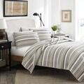 Stone Cottage Fresno Neutral Cotton 3-piece Quilt Set
