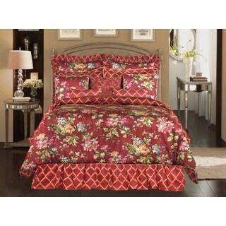 Cassandra 8-piece Cotton Comforter Set