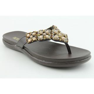 Kenneth Cole Reaction Women's 'Glam-athon' Synthetic Sandals (Size 5 )