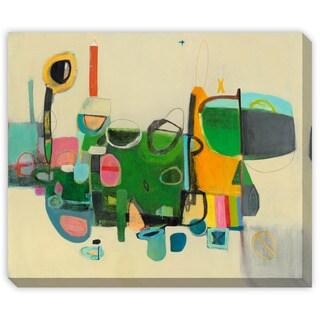 Jenny Gray's 'Dancing' Canvas Gallery Wrap Art
