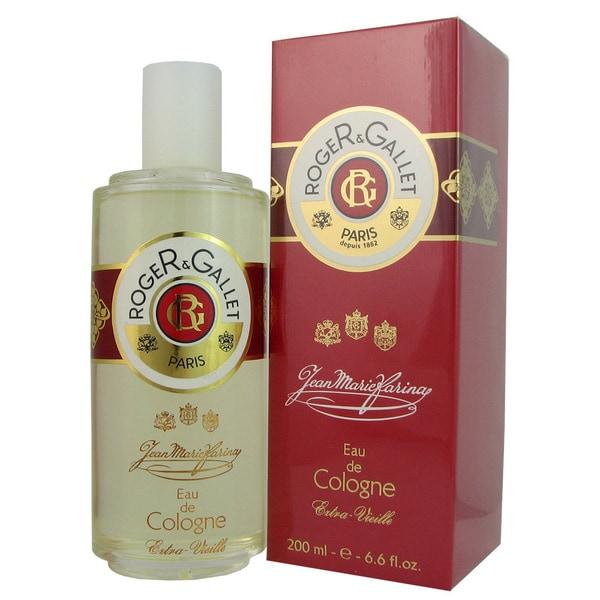 Roger & Gallet Jean Marie Farina 6.6-ounce Eau de Cologne Splash
