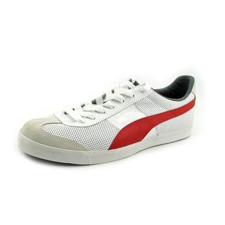 Puma Men's 'Roma Lp' Leather Athletic Shoe (Size 10.5 )