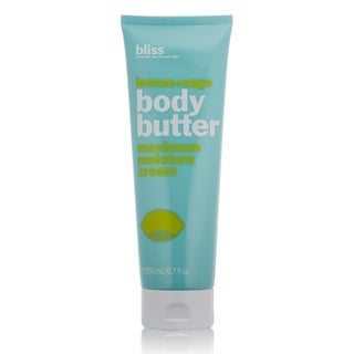 Bliss Lemon and Sage 6.7-ounce Body Butter