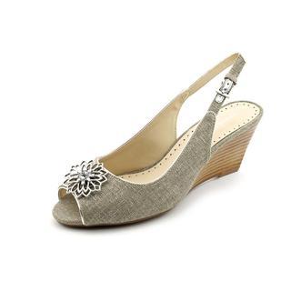 Adrienne Vittadini Women's 'Marlanna' Fabric Sandals