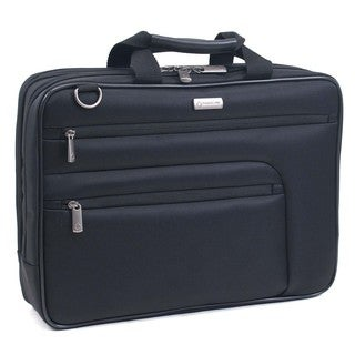Franklin Covey Double Gusset 17-inch Laptop Portfolio