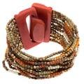 Kahir Bead Block Bracelet (India)