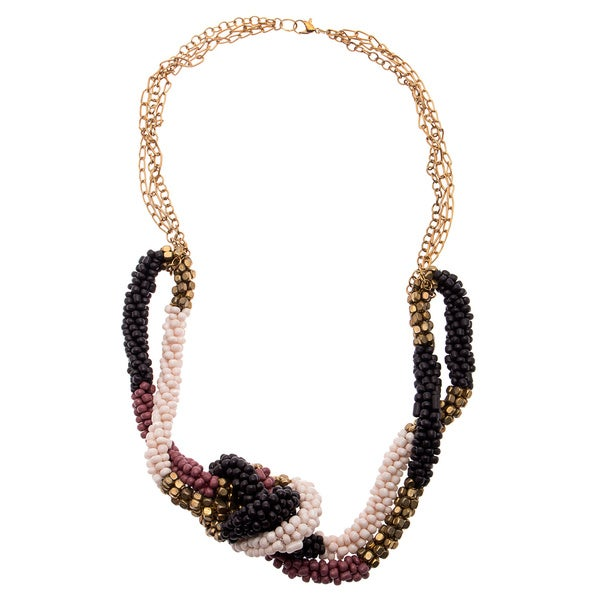 Jana Knot Necklace (India)