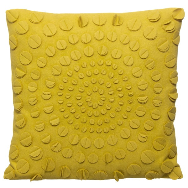 20 x 20-inch Aatos Decorative Throw Pillow - Overstock Shopping - The Best Prices on Throw ...